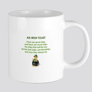 AN IRISH TOAST Large Mugs